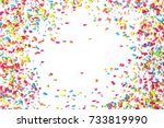 Colorful Candy Sprinkles...