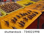 Crickets Chinese Food...