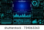 hud user interface space...