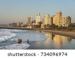 durban  south africa   june 6   ... | Shutterstock . vector #734096974