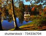 Autumn In Stirin Castle Park...