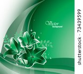 Abstract Background Vector....