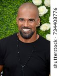 Small photo of LOS ANGELES, CA - August 01, 2017: Shemar Moore at CBS TV's Summer Soiree at CBS TV Studios