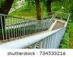 steps | Shutterstock . vector #734533216