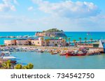 "pigeon island with a ""pirate... 