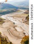 The Dry Sassocorvaro Lake And...