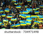kyiv  ukraine   october 9  2017 ...   Shutterstock . vector #734971498