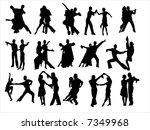 tango | Shutterstock .eps vector #7349968