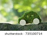 concept of a ecology car