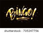Bingo Banner. Beautiful...