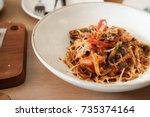 Spicy Prawn Pasta  Fettuccine...