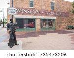 Winslow  Arizona  June 22  2017 ...