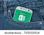 montreal  canada   october 10... | Shutterstock . vector #735510514