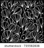 3d illustration lattice silver   Shutterstock . vector #735582838