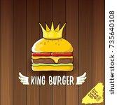Vector Cartoon Royal King...