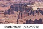 canyon lands columns