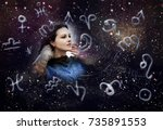 Woman  Zodiac Signs And Planets