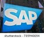 berlin  germany   october 11 ...   Shutterstock . vector #735940054