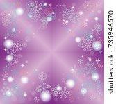 diamonds shaped frame or border ...   Shutterstock .eps vector #735946570