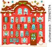 Huge Christmas House With Lot...