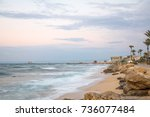 haifa  israel   october 16 ... | Shutterstock . vector #736077484
