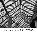 Steel Structure Of A Building...
