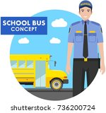 education concept. detailed... | Shutterstock .eps vector #736200724