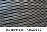 Aluminium Hole Texture