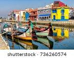 aveiro  portugal. october 10 ...   Shutterstock . vector #736260574