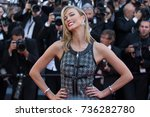 cannes  france   may 20  2015 ... | Shutterstock . vector #736282780