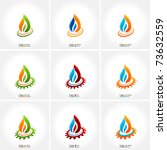 vector logos business emblem...