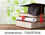 academic. | Shutterstock . vector #736357636