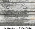 wood texture background.wood... | Shutterstock . vector #736419844