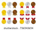 ranking medal icon illustration ...