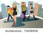a vector illustration of a...   Shutterstock .eps vector #73658458