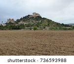 majorca   churches   picture... | Shutterstock . vector #736593988