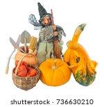 Halloween Decoration  Old Witc...