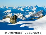 Aiguille Du Midi  French Alps....