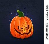 vector color illustration of... | Shutterstock .eps vector #736671538