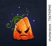 vector color illustration of... | Shutterstock .eps vector #736743940