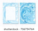 Vector Marble Abstract...