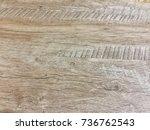 wood background texture... | Shutterstock . vector #736762543
