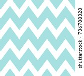 chevrons abstract pattern... | Shutterstock .eps vector #736788328