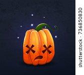 vector color illustration of... | Shutterstock .eps vector #736850830