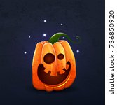vector color illustration of... | Shutterstock .eps vector #736850920
