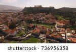 aerial birds eye view photo...   Shutterstock . vector #736956358