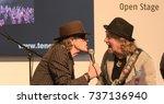 frankfurt  germany. 13th oct ...   Shutterstock . vector #737136940