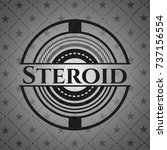 steroid dark badge
