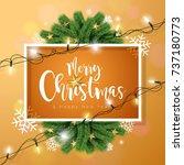 Vector Merry Christmas...
