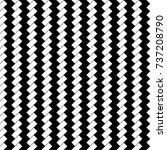 white diagonal dashes on black... | Shutterstock .eps vector #737208790